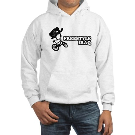 Freestyle Iraq Hooded Sweatshirt
