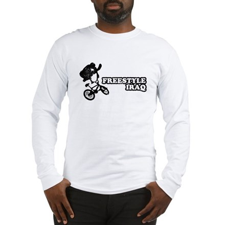 Freestyle Iraq Long Sleeve T-Shirt