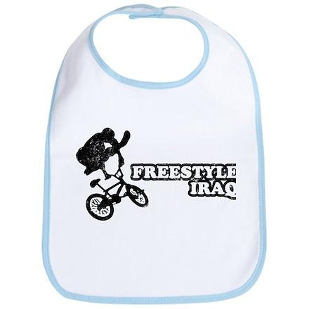 Freestyle Iraq Bib