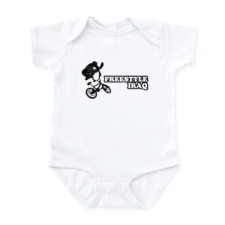 Freestyle Iraq Infant Creeper