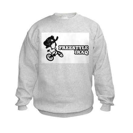 Freestyle Iraq Sweatshirt