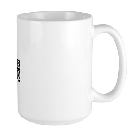 Freestyle Iraq Large Mug