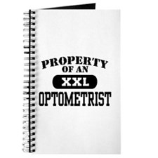 Property of an Optometrist Journal