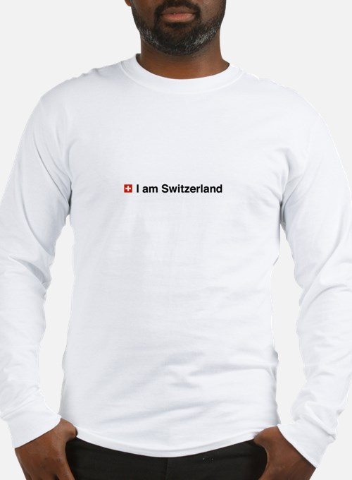 Twilight - I am Switzerland Long Sleeve T-Shirt
