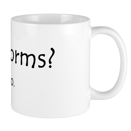 got worms Mug