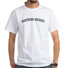 Northern Anchovy (curve-grey) Shirt
