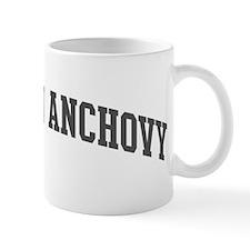 Northern Anchovy (curve-grey) Mug