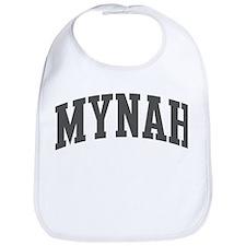 Mynah (curve-grey) Bib