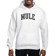 Mule (curve-grey) Hoodie