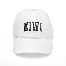 Kiwi (curve-grey) Baseball Cap