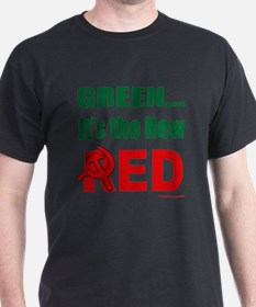 Green is Red T-Shirt