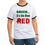 Green is Red Ringer T
