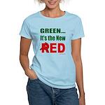 Green is Red Women's Light T-Shirt