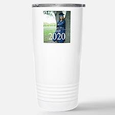Custom Graduation Photo Class of 2017 Travel Mug