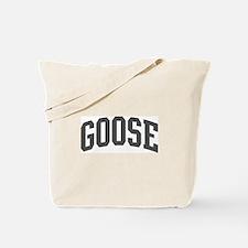 Goose (curve-grey) Tote Bag