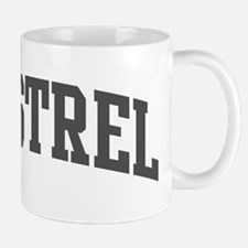 Kestrel (curve-grey) Mug
