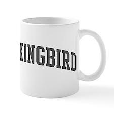 Mockingbird (curve-grey) Mug