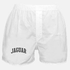 Jaguar (curve-grey) Boxer Shorts