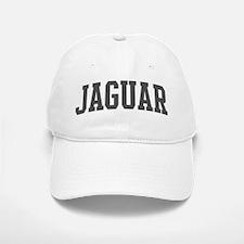 Jaguar (curve-grey) Baseball Baseball Cap