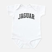 Jaguar (curve-grey) Infant Bodysuit