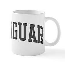 Jaguar (curve-grey) Mug