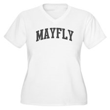 Mayfly (curve-grey) T-Shirt