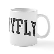 Mayfly (curve-grey) Mug