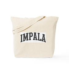 Impala (curve-grey) Tote Bag