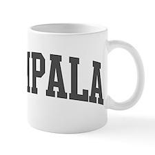 Impala (curve-grey) Mug
