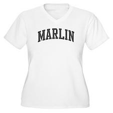 Marlin (curve-grey) T-Shirt