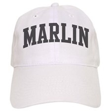 Marlin (curve-grey) Baseball Cap