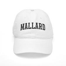 Mallard (curve-grey) Baseball Cap
