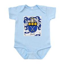 Neveu Family Crest Infant Creeper