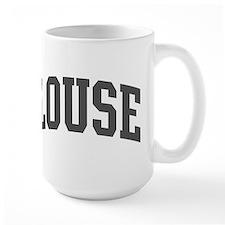 Louse (curve-grey) Mug
