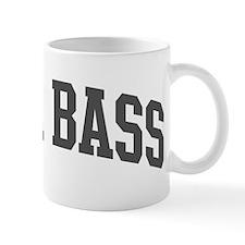 Sea Bass (curve-grey) Mug