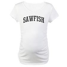 Sawfish (curve-grey) Shirt