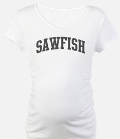 Sawfish (curve-grey) Shirt