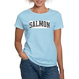 Salmon Tops
