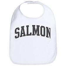 Salmon (curve-grey) Bib