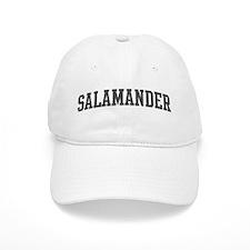 Salamander (curve-grey) Baseball Cap