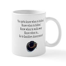 Gamblers Anonymous Mug