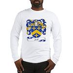 Noel Family Crest Long Sleeve T-Shirt