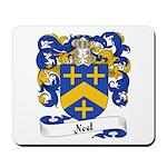 Noel Family Crest Mousepad