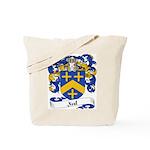 Noel Family Crest Tote Bag