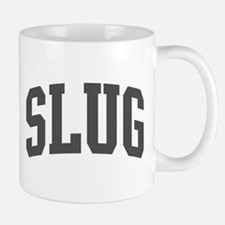 Slug (curve-grey) Mug