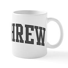 Shrew (curve-grey) Mug