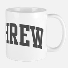 Shrew (curve-grey) Mug