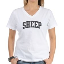 Sheep (curve-grey) Shirt
