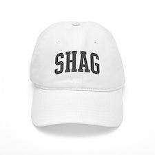 Shag (curve-grey) Baseball Cap