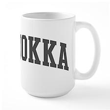 Quokka (curve-grey) Mug